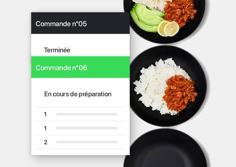 Améliorez votre communication grâce à l'Écran d'Affichage Cuisine